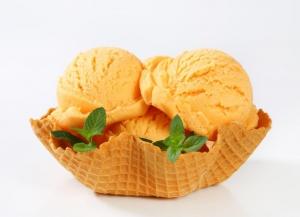 גלידת דלעת