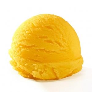 גלידת יוגורט וכורכום